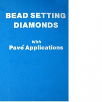 Bead setting diamonds